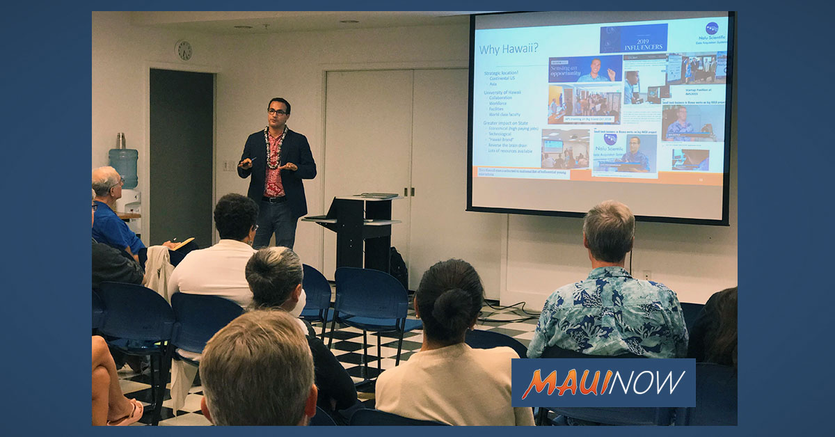 Hawai'i Tech Entrepreneur Shares his Path to Microchip Success