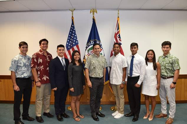 Maui Students Among Nominees For US Service Academies