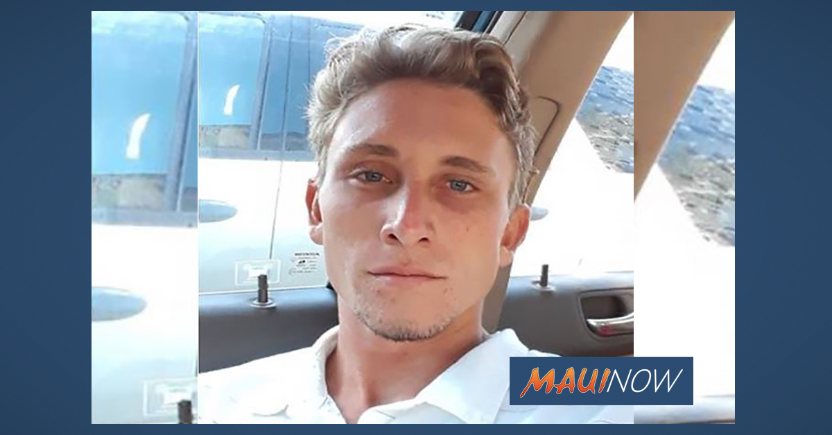 Maui Police Seek Help in Locating Missing Man
