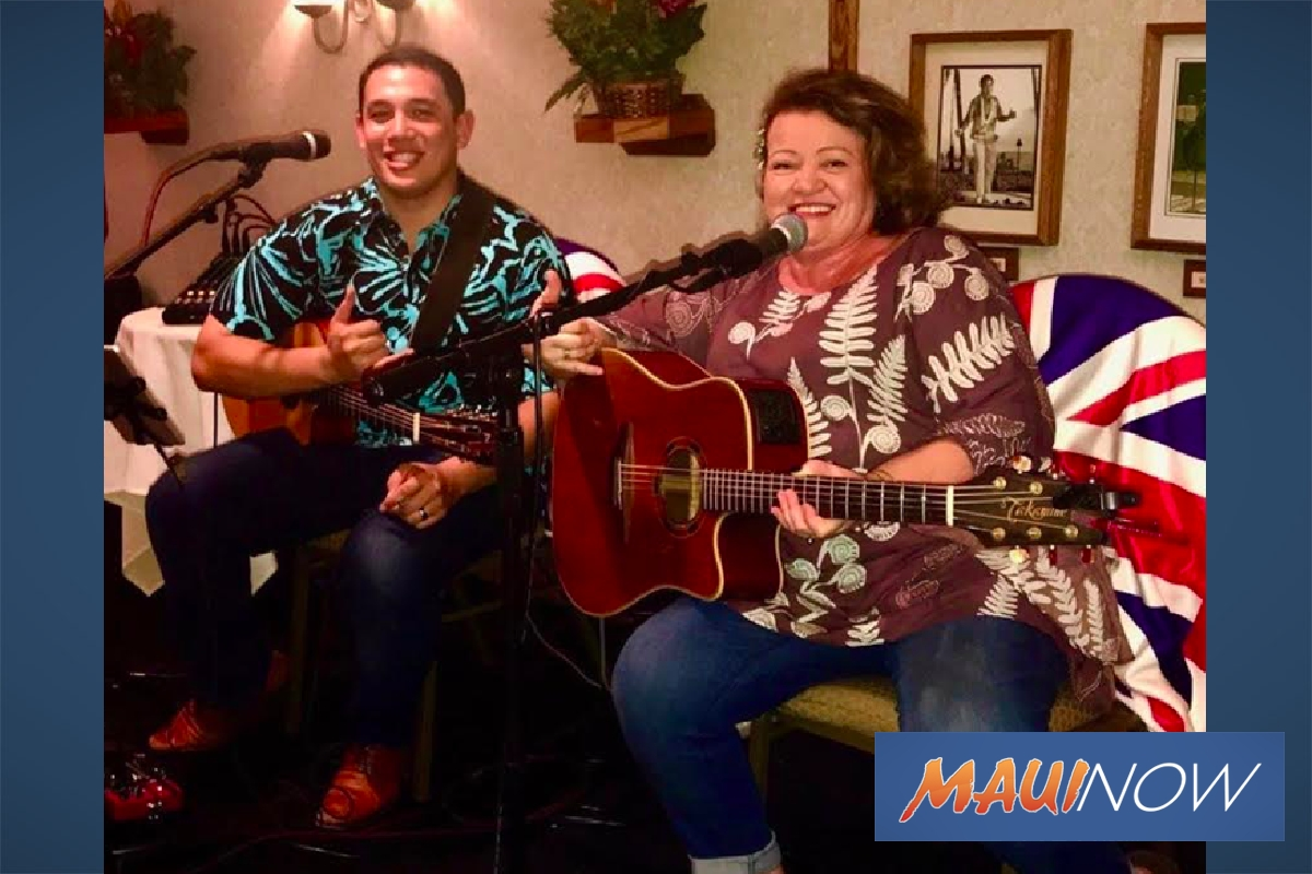Robi Kahakalau, Kala'e Camarillo to Perform in Lahaina