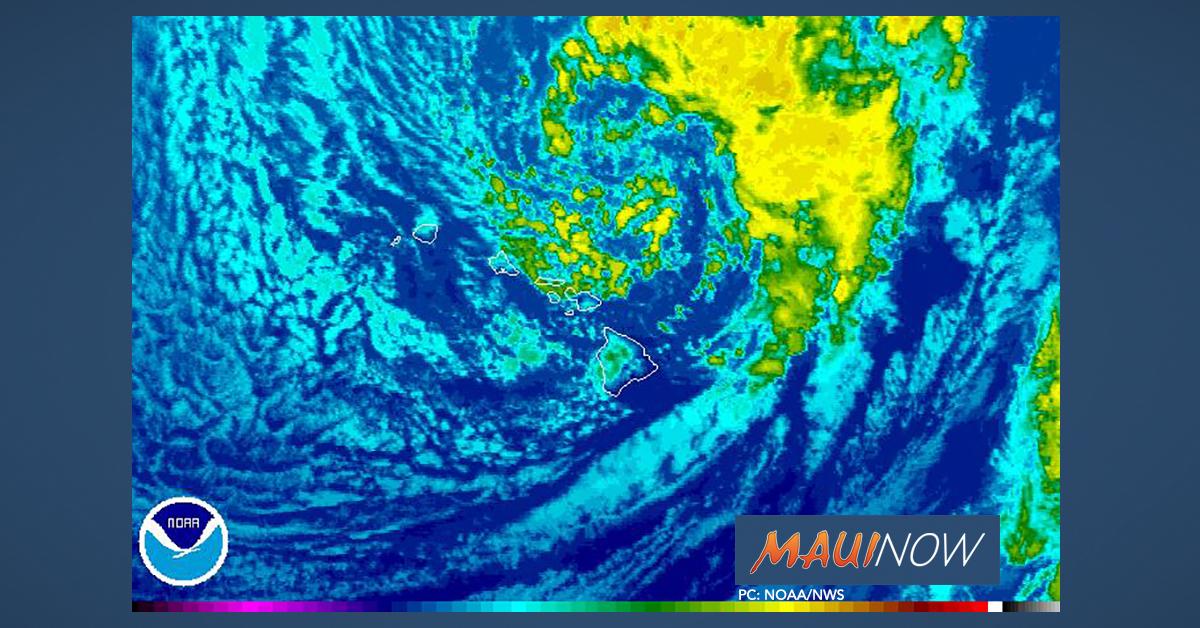Flood Advisories for Maui, Moloka'i and Lāna'i