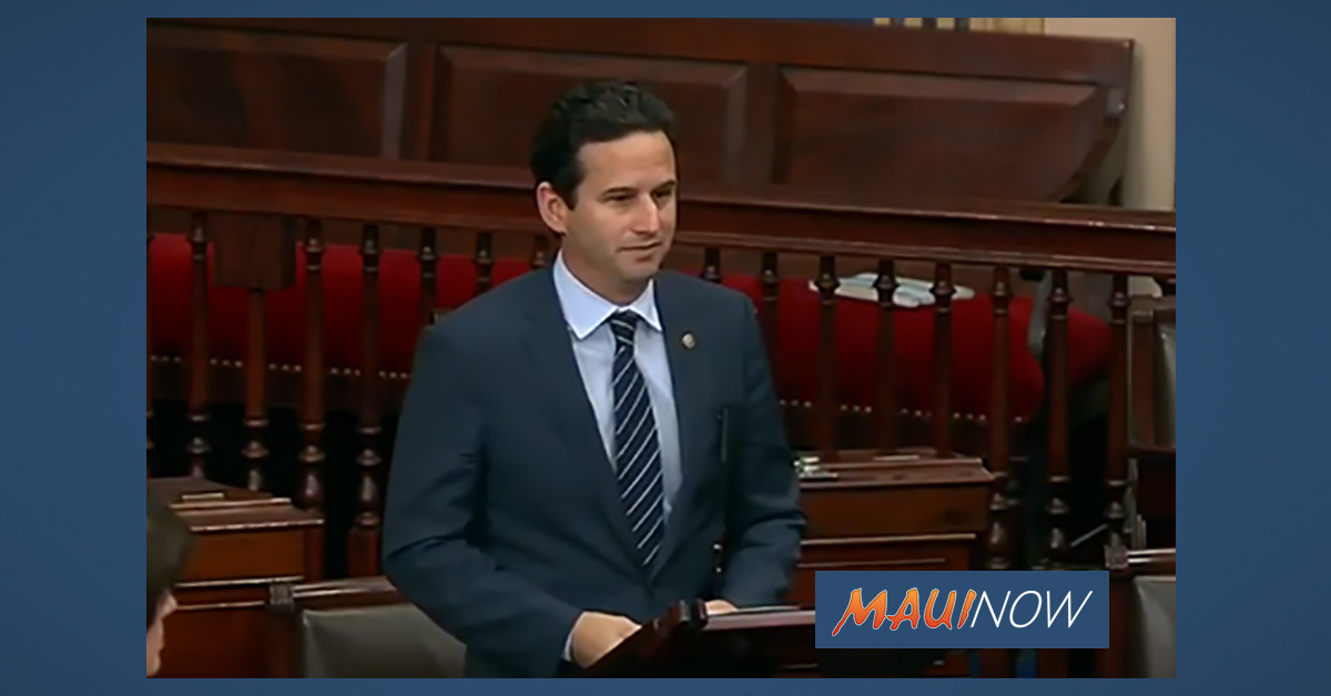 Impeachment Trial: Sen. Schatz Says He Will Vote to Convict
