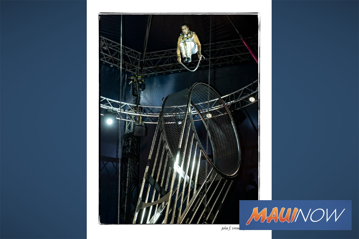 The Super American Circus is Coming to Maui