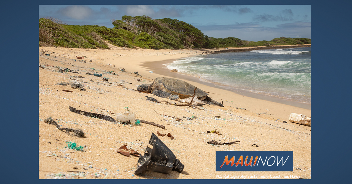Lawsuit Alleges Failure to Protect Hawaiian Waters From Plastic Pollution