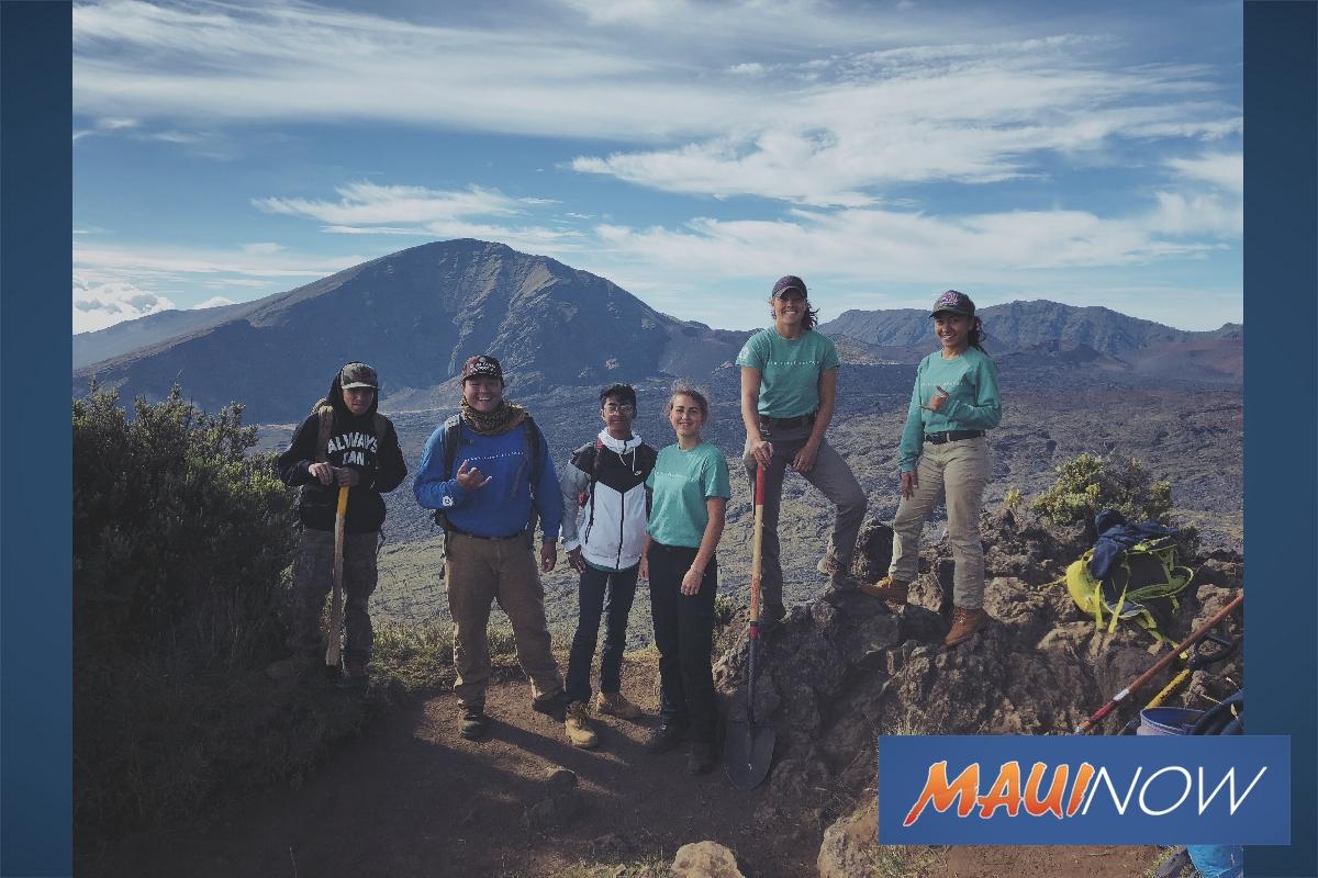 Application Open For Haleakalā National Park Internship