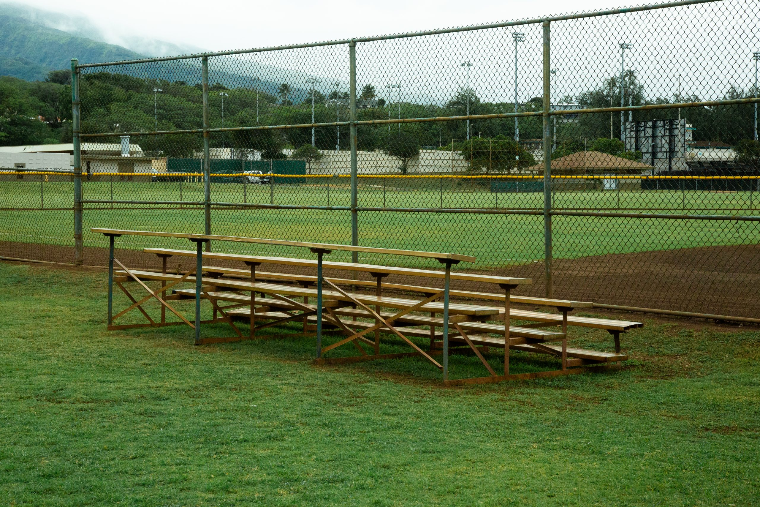 """Little League Field (Thomas """"Cheena"""" Lau Hee)"""