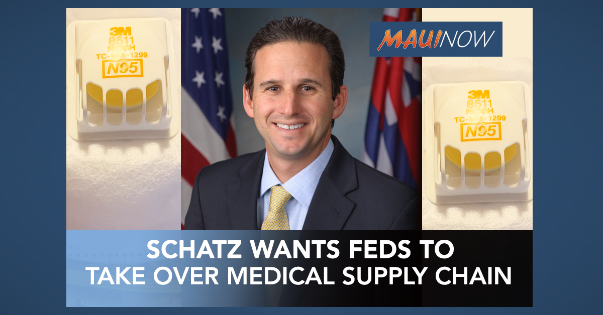 New Legislation Seeks Federal Take Over of Medical Supply Chain