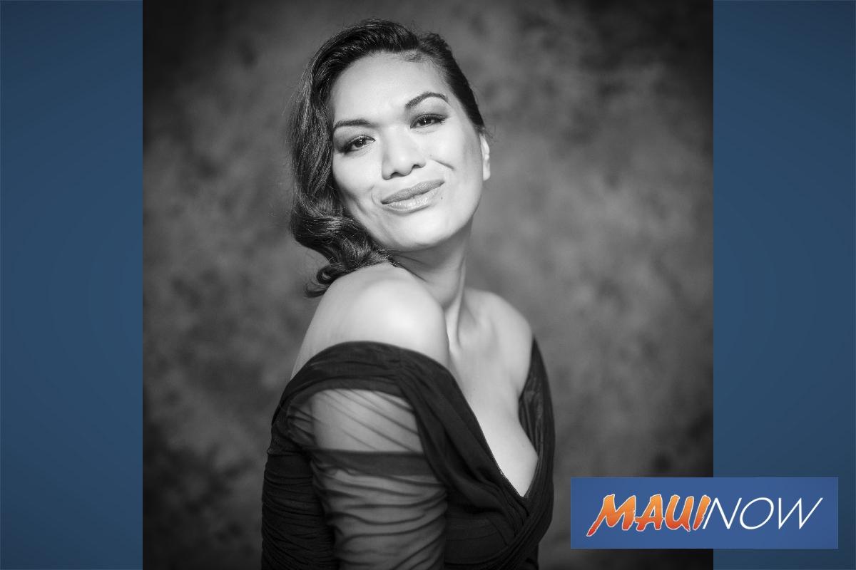 Starr Kalahiki to Perform at The MACC