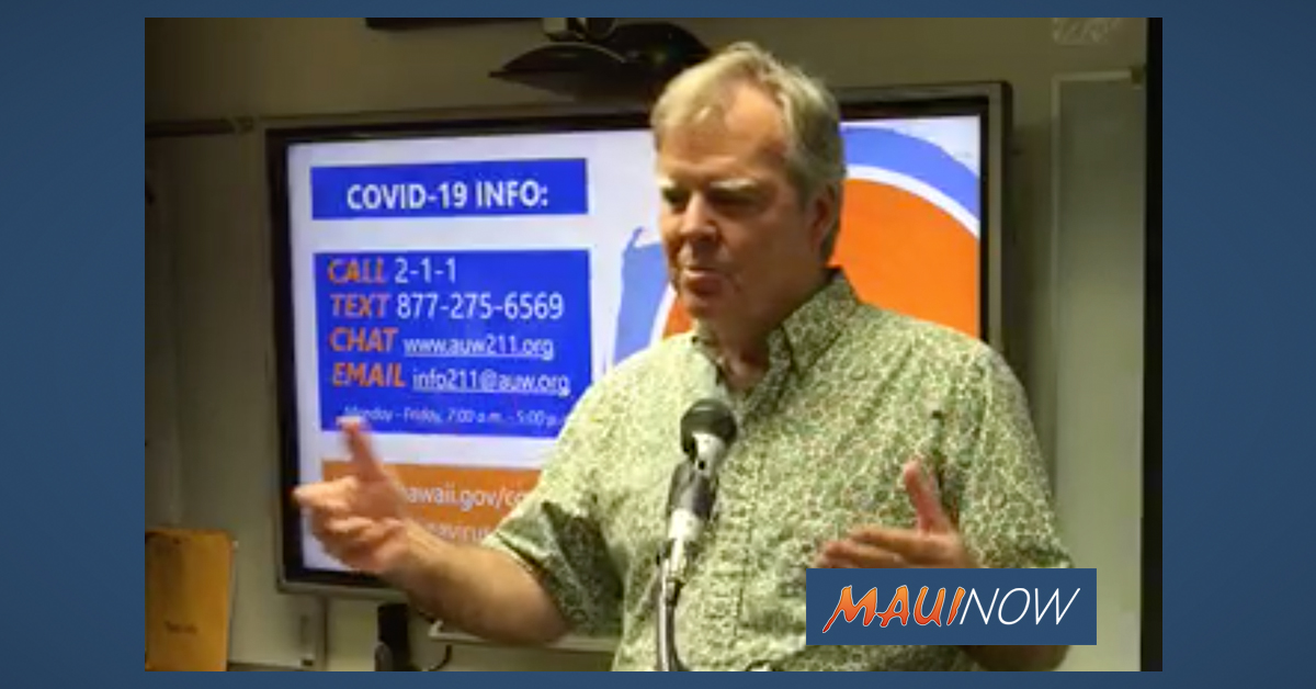 LIVE: Health Department Addresses COVID-19 Testing Concerns in Hawai'i