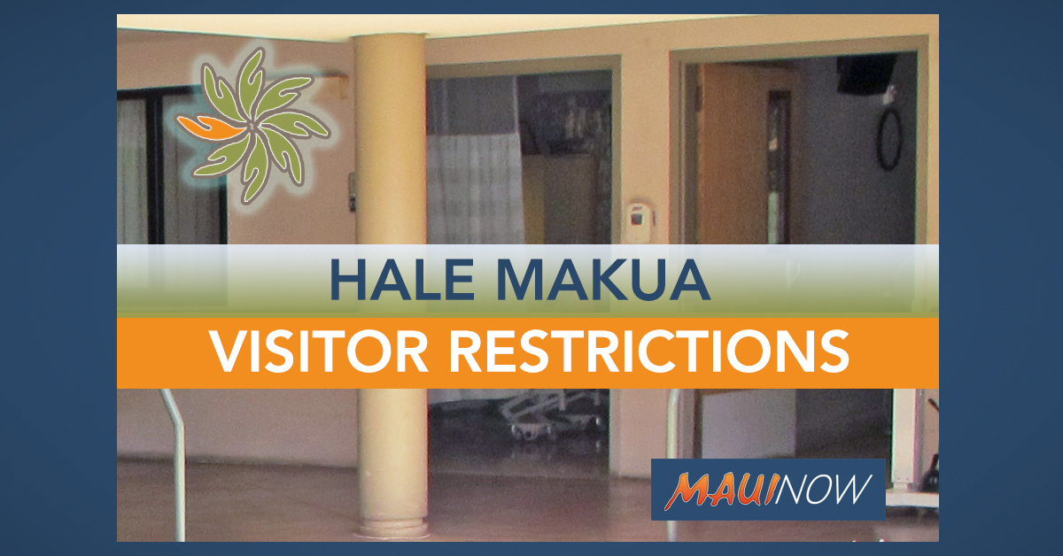 Hale Makua Implementing Visitor Restrictions