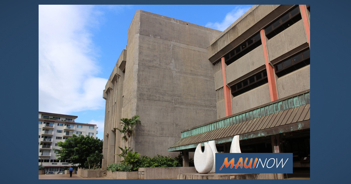 BREAKING: Maui Judiciary Employee Tests Positive for COVID-19