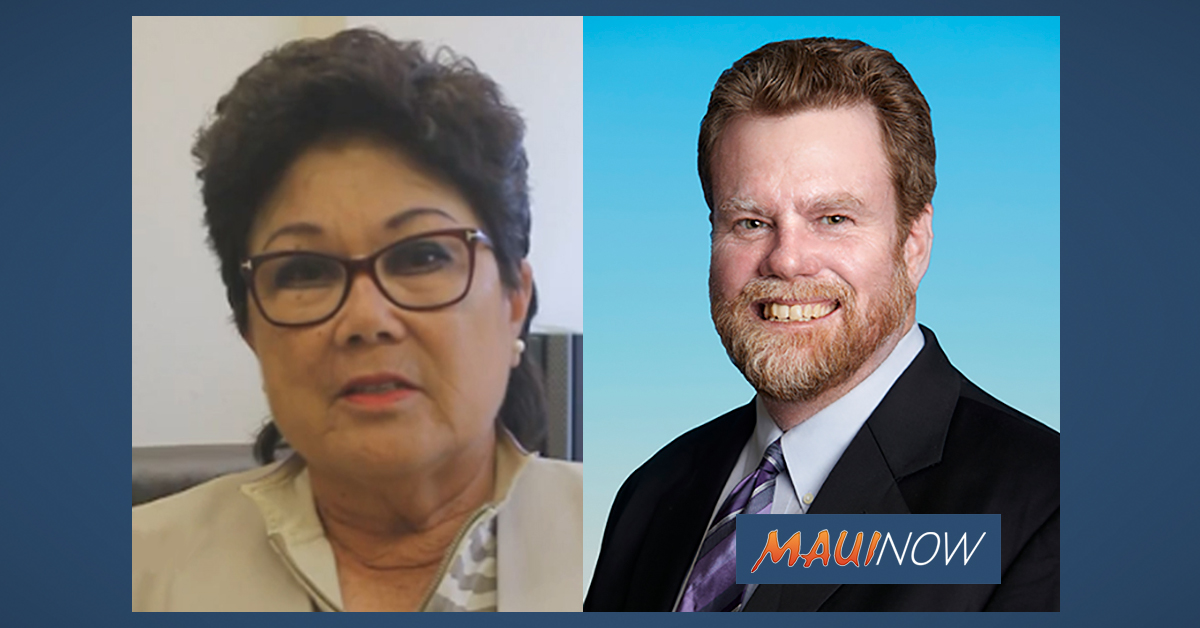 Maui Council Chair Encourages Civic Engagement Online