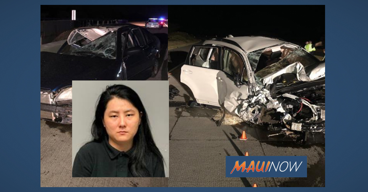 Woman Sentenced in Deadly 2019 Drunk Driving Crash that Claimed Life of Maui Teen