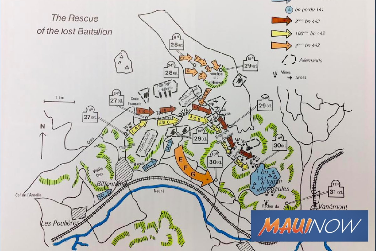 ʻThe Rescue of The Lost Battalionʻ Exhibit to Open
