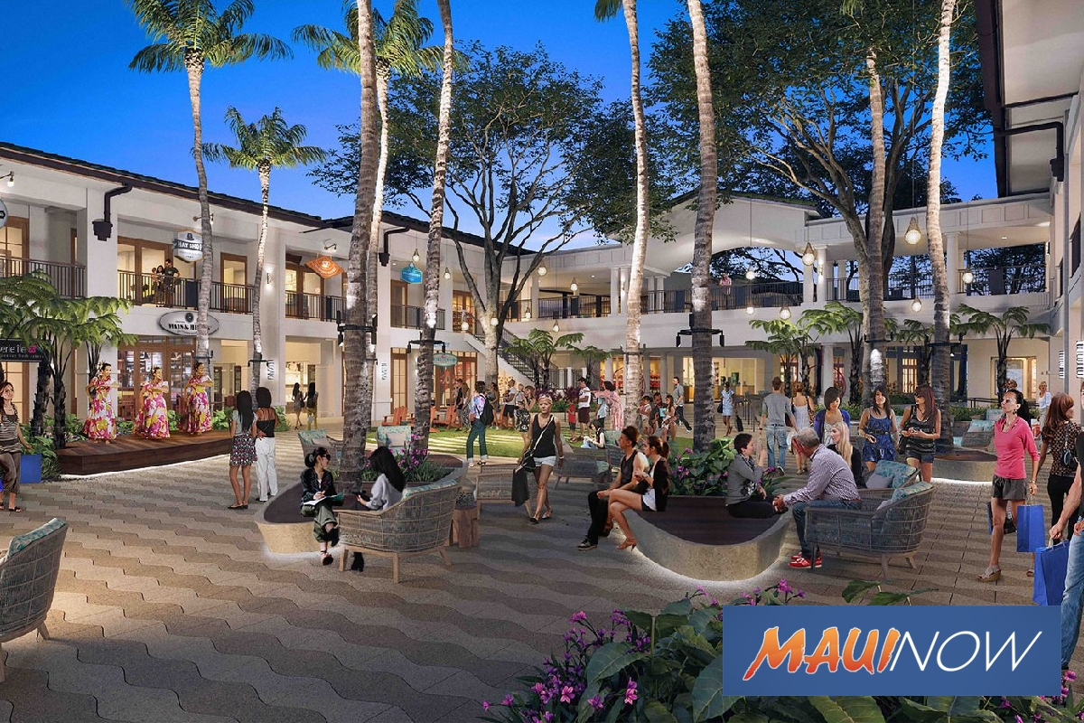 Shops at Wailea Rolls Out Renovations