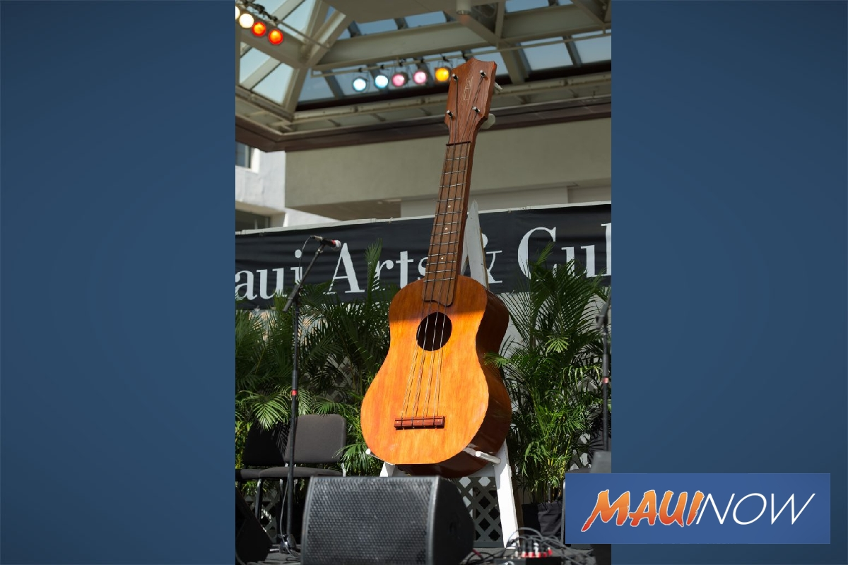 Need an 'Ukulele? You Can Soon Borrow One at Maui Libraries