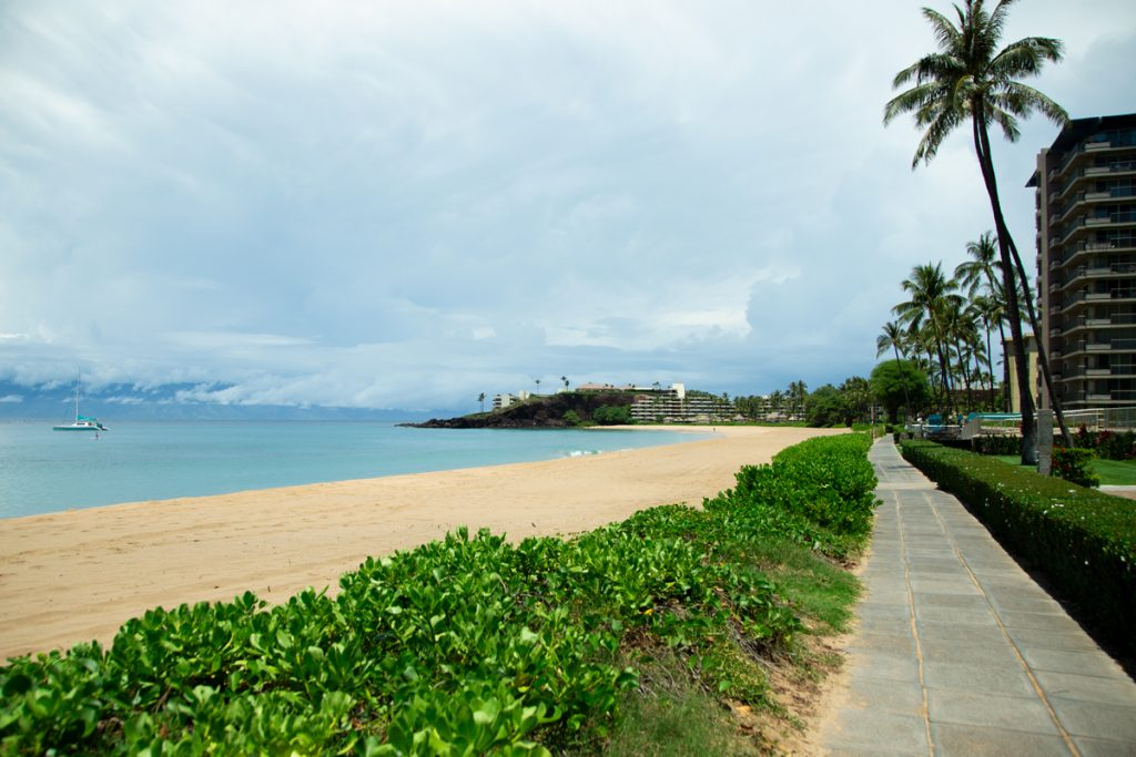 Land Board Submits Kā'anapali Beach Restoration EIS to Governor