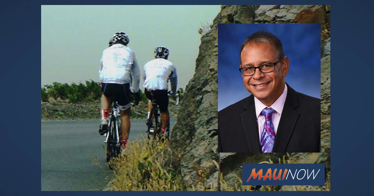 Molina's Bill Seeks to Stiffen Penalties for Unlicensed Bike Tours Operations on Maui