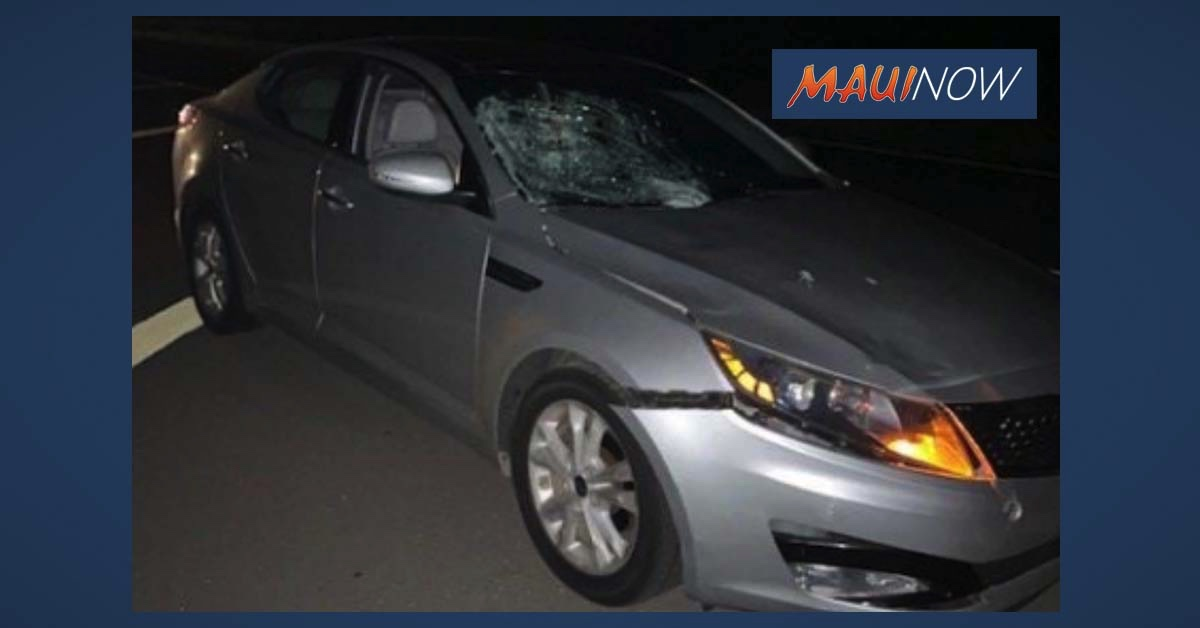 Near Fatal: Pedestrian Suffers Life-Threatening Injuries in Maui Veterans Highway Crash