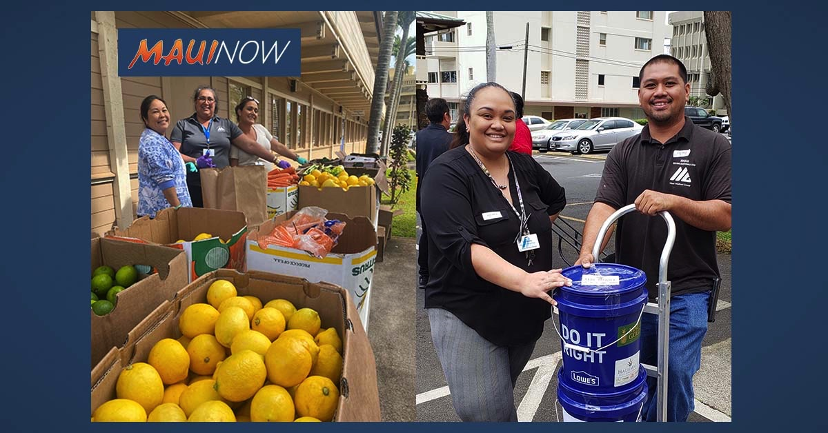 Maui Medical Group Thanks Community Supporters