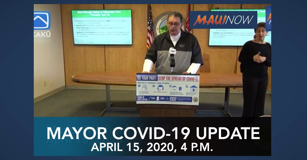 LIVE STREAM: Mayor Press Conference COVID-19 Update