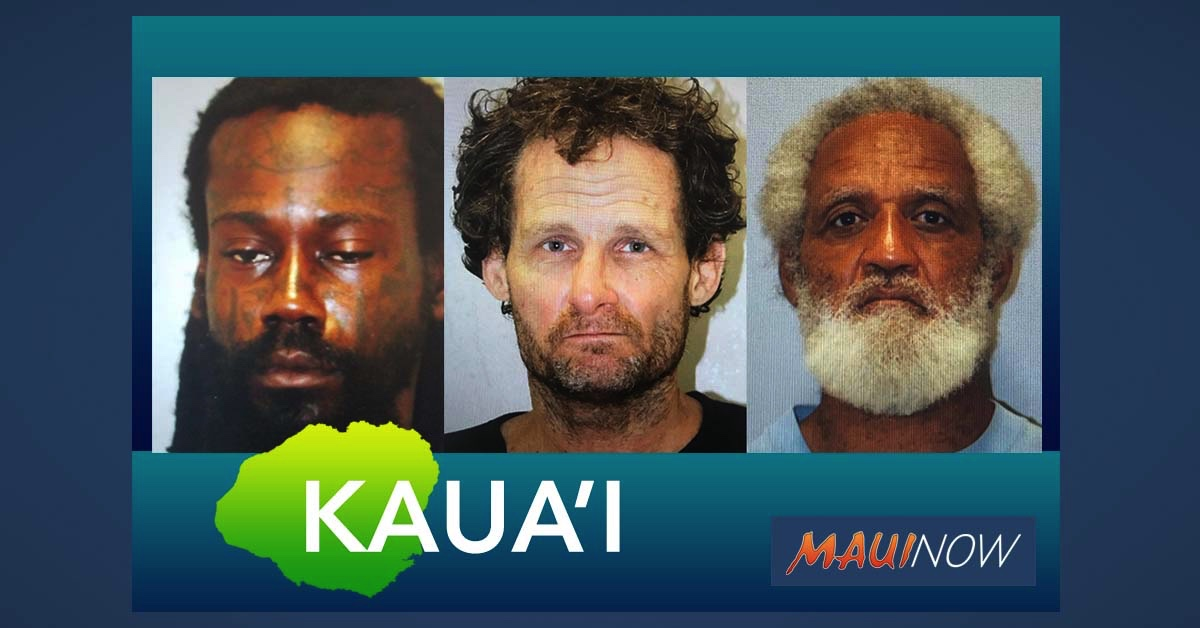 Kaua'i Police Arrest Third Out-of-State Man for Violating 14-Day Quarantine