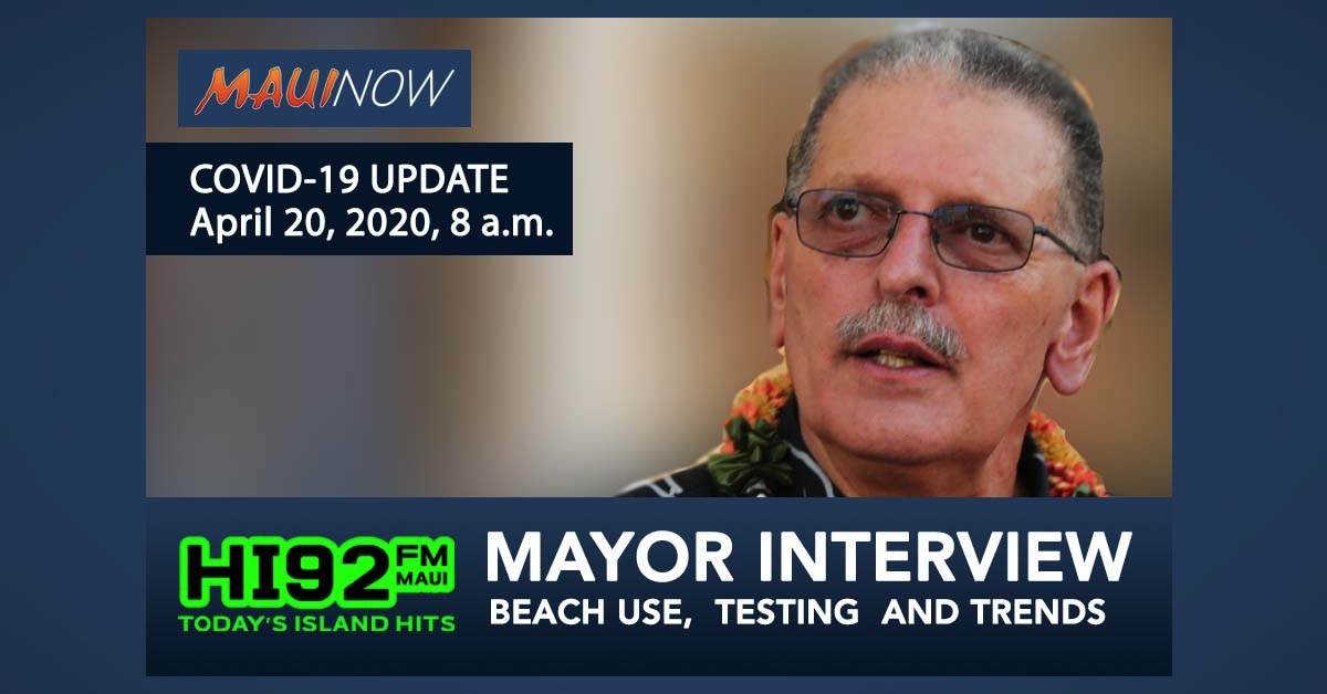Mayor Interview: Beach Use, Testing Updates and Hopes for the Future