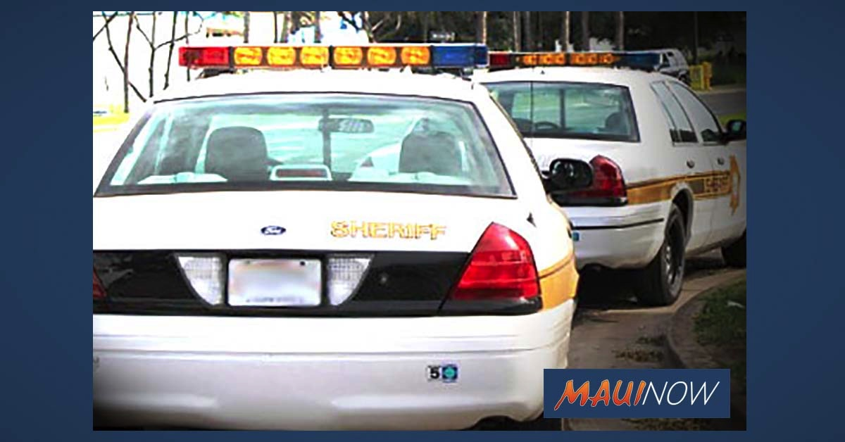 Scam Alert: Hawai'i Sheriff Impersonators, Phone Text Extortion