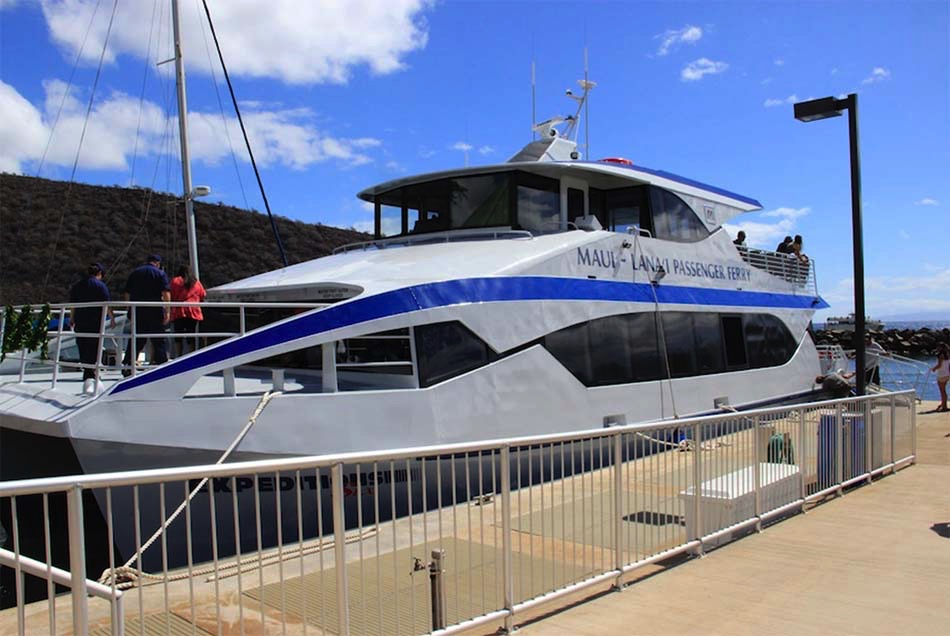 Expeditions Lāna'i Ferry Implements Reduced Schedule