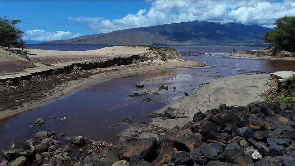 No Major Damage From Kīhei Flooding Earlier This Week