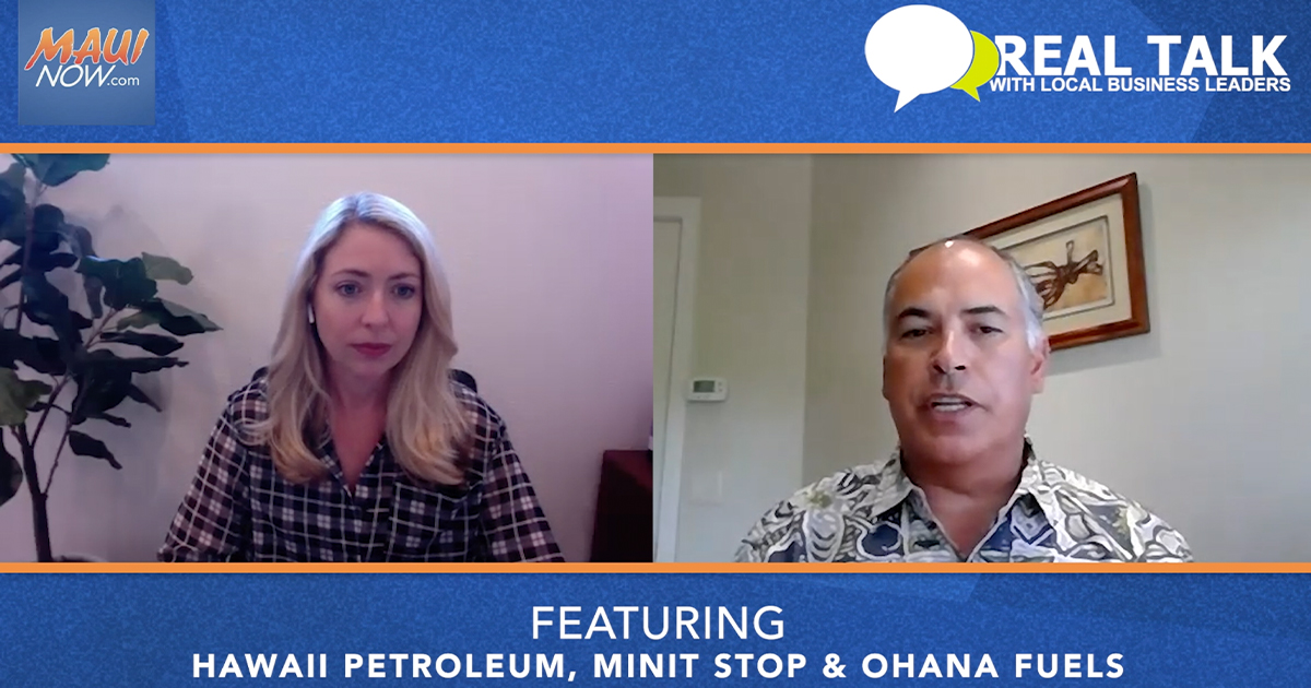 VIDEO: Real Talk with Hawaii Petroleum, Minit Stop and Ohana Fuels President, Kimo Haynes