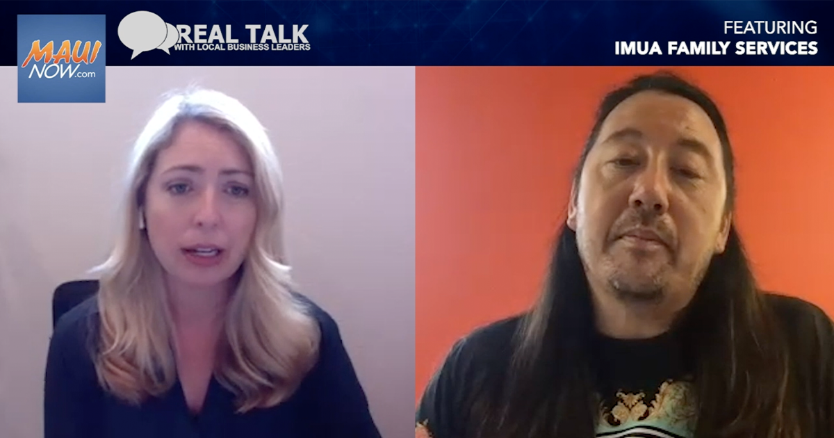 VIDEO: Real Talk with Imua Family Services Executive Director, Dean Wong