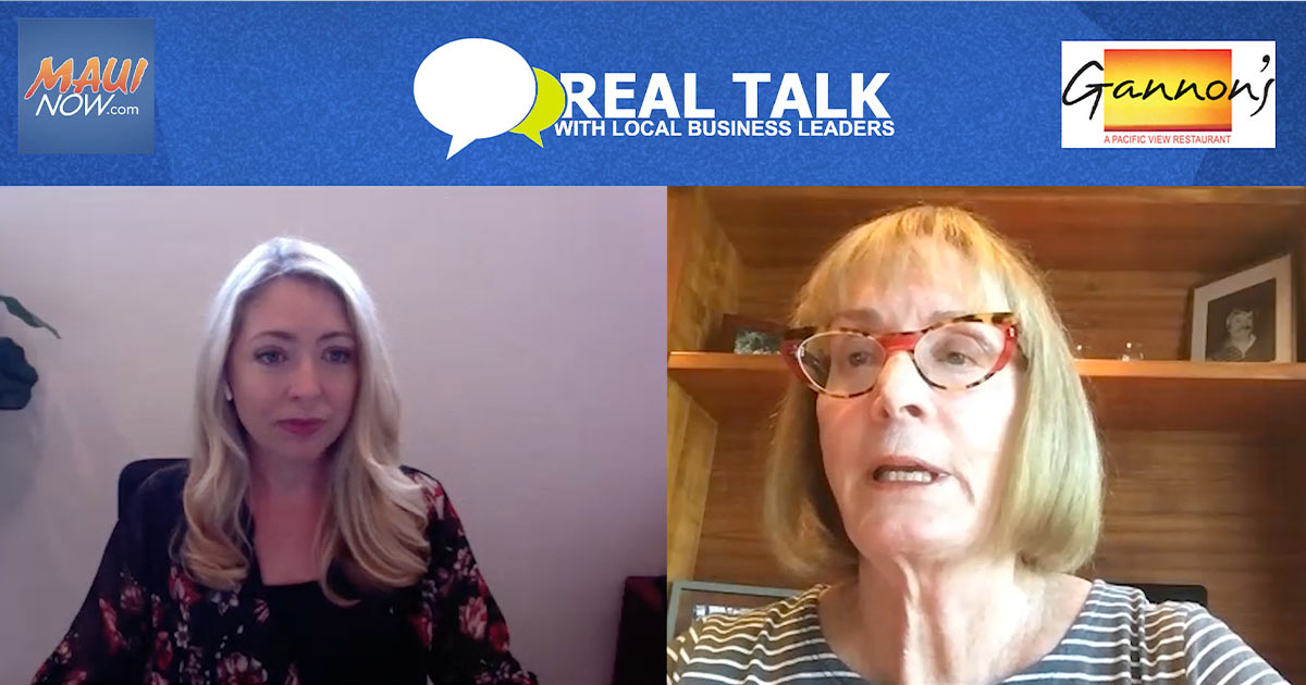 VIDEO:  Real Talk with Chef and Restaurateur Bev Gannon