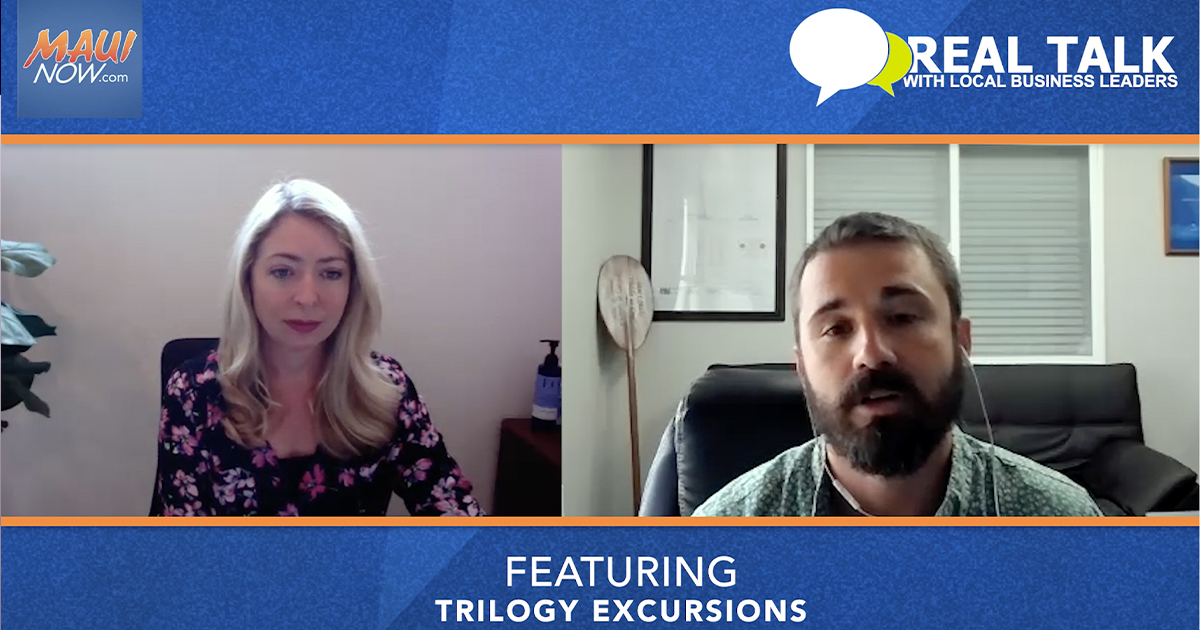 VIDEO: Real Talk with Trilogy Excursions President, Gabe Lucy