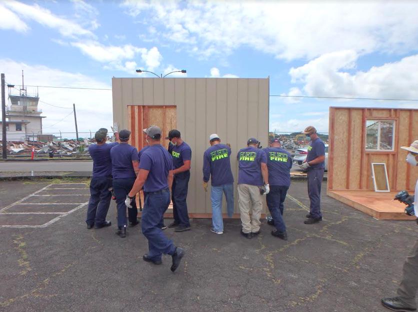 Construction Kicks Off For Big Island Emergency Shelter