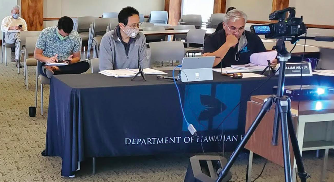 Hawaiian Homes Commission Approves COVID-19 Relief Options