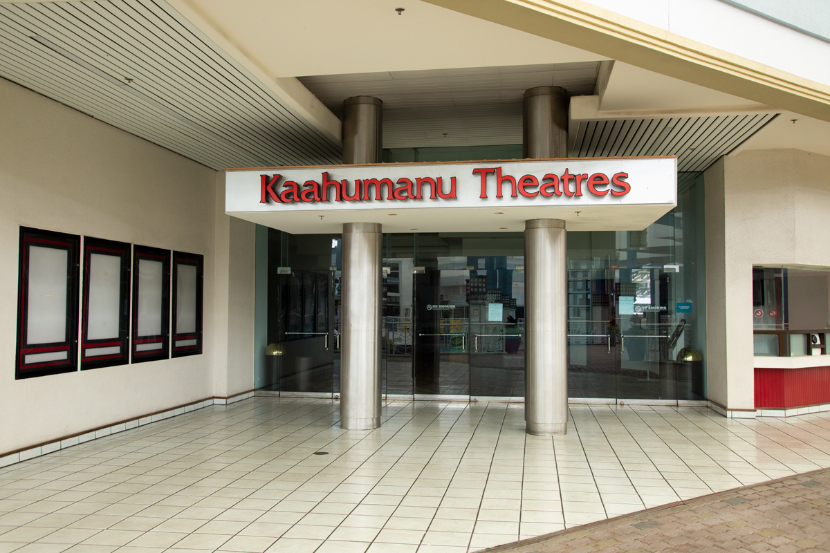 Maui Theaters Allowed to Reopen with Written Authorization on Oct. 6