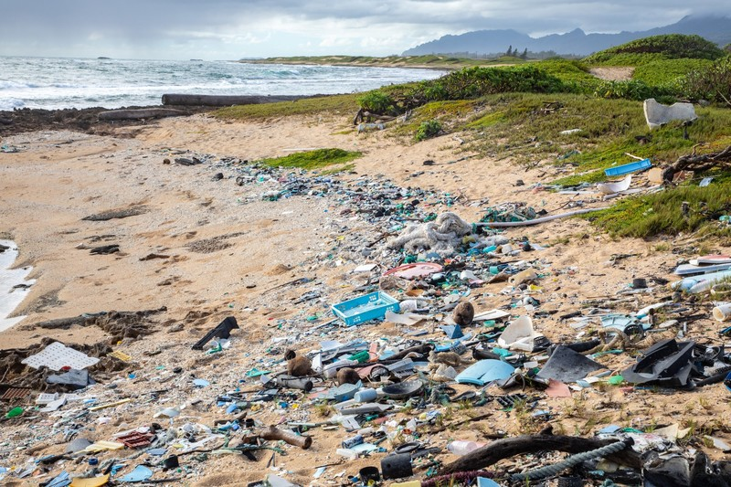 Lawsuit Prompts Review of Plastic Pollution on Hawaiʻi Beaches