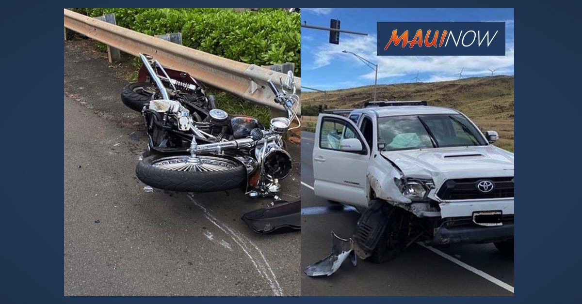 Deadly Motorcycle Accident in Mā'alaea Claims Life of Maui Man