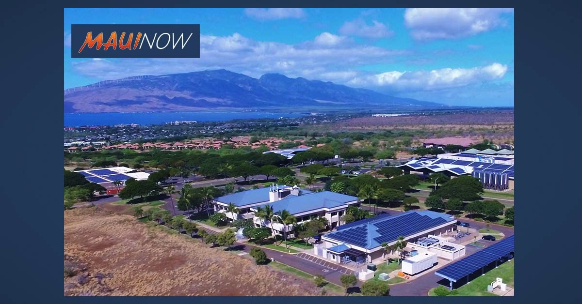 UH Awarded $75 Million Contract for Maui High Performance Computing Center