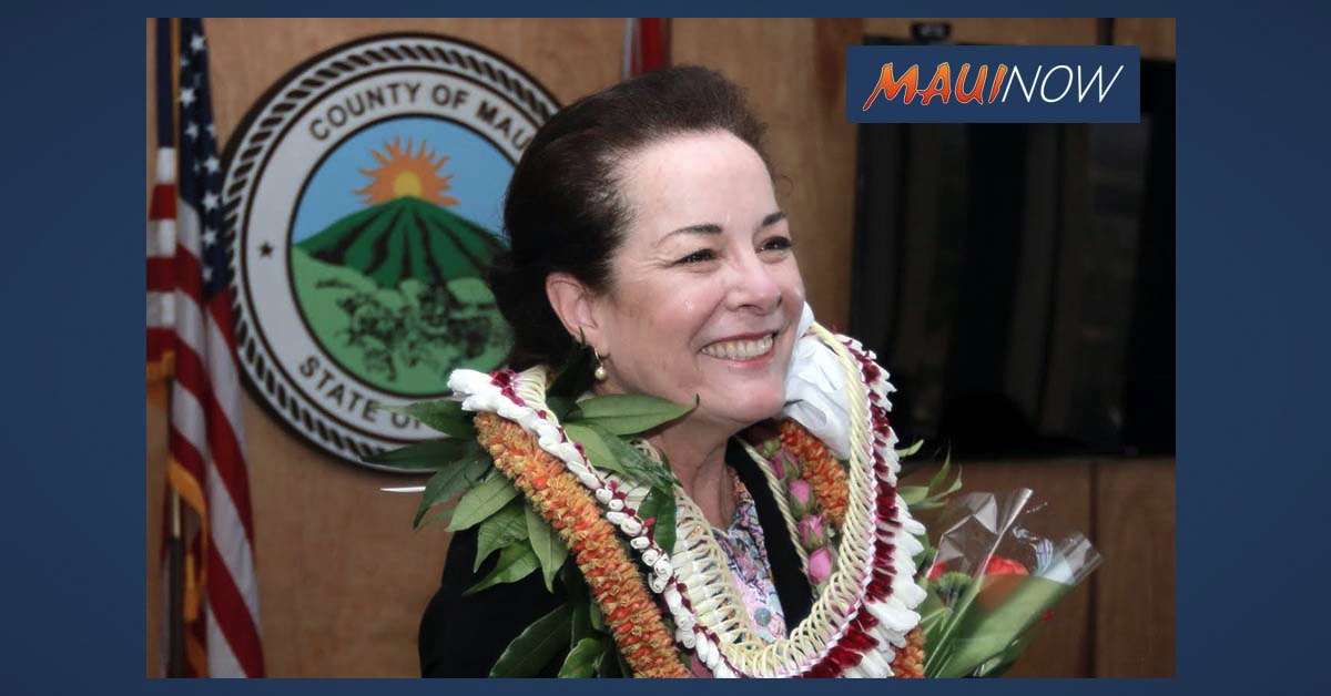 Richelle Thomson Sworn in as Maui First Deputy Corporation Counsel