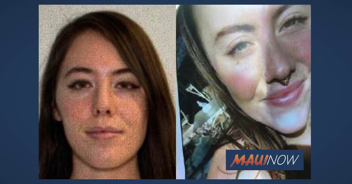 Colorado Woman Arrested on Maui in May for Quarantine Violation, Arrested Again This Time for Alleged Assault in Hāna