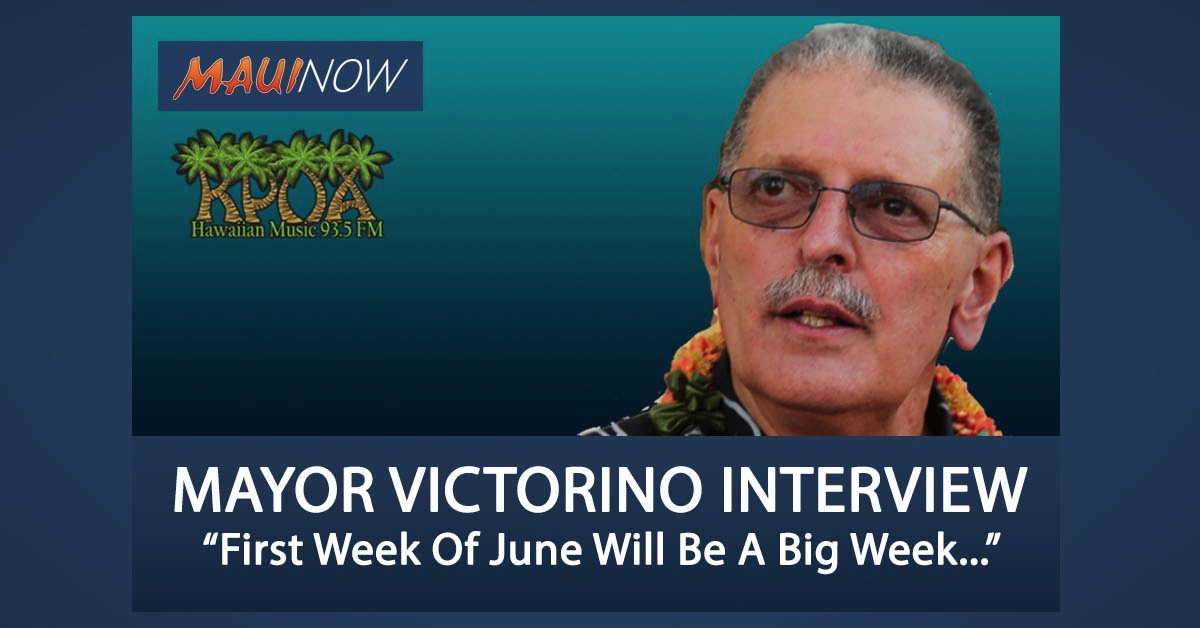 """Mayor Interview: """"First Week of June Will be a Big Week"""""""