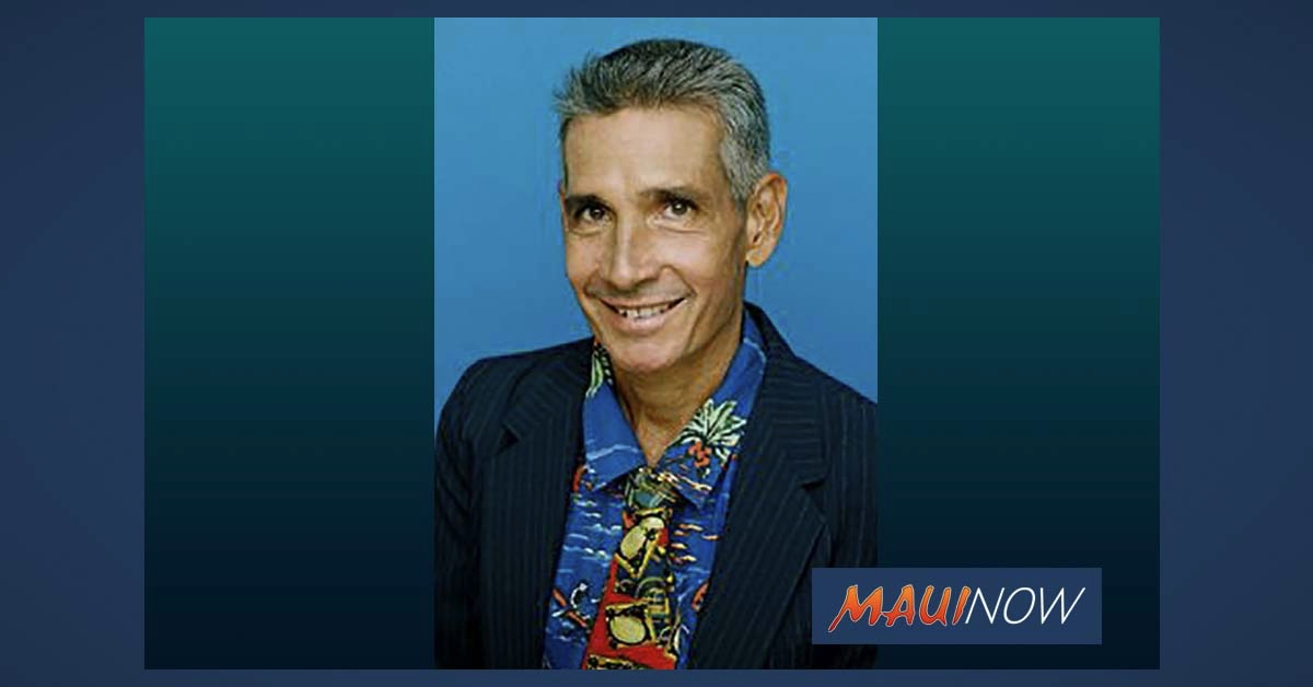 Mayor Extends Condolences to Family of Former South Maui Rep. Joe Bertram III
