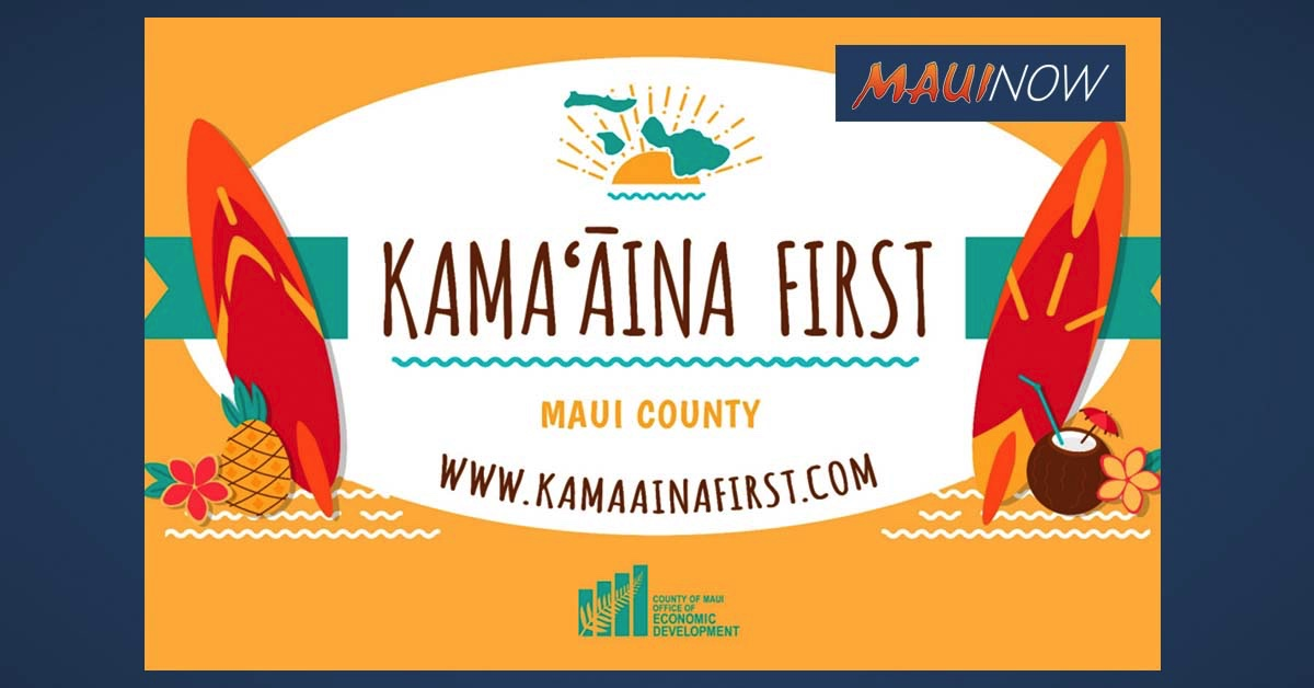 LIST: Special Deals for Island Residents in Maui County