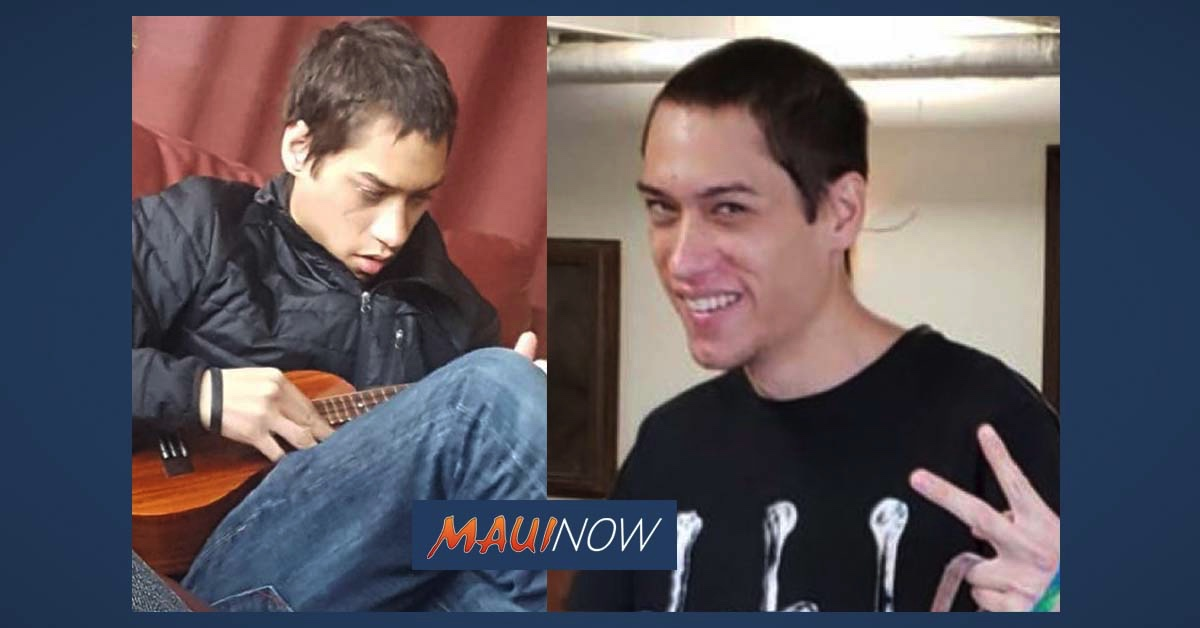 UPDATE/LOCATED: Missing Man Last Known to be Living in Wailuku