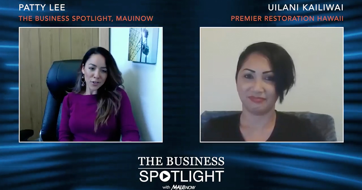 Business Spotlight: Premier Restoration Hawai'i Explains Why You Should Consult A Professional for Water and Mold Damage