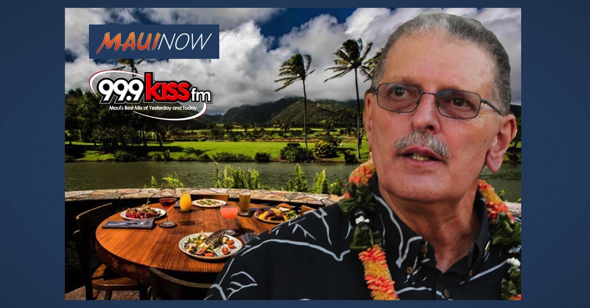 Interview: Mayor Asks for Earlier Re-Opening Date for Dine-In Service on Maui