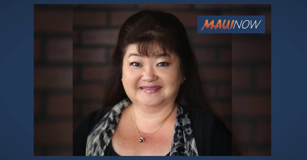 JoAnn Inamasu Named Maui Office of Economic Development Director