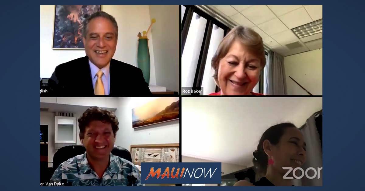Maui Senate Recap: Senators English and Baker Highlight Maui Legislative Work